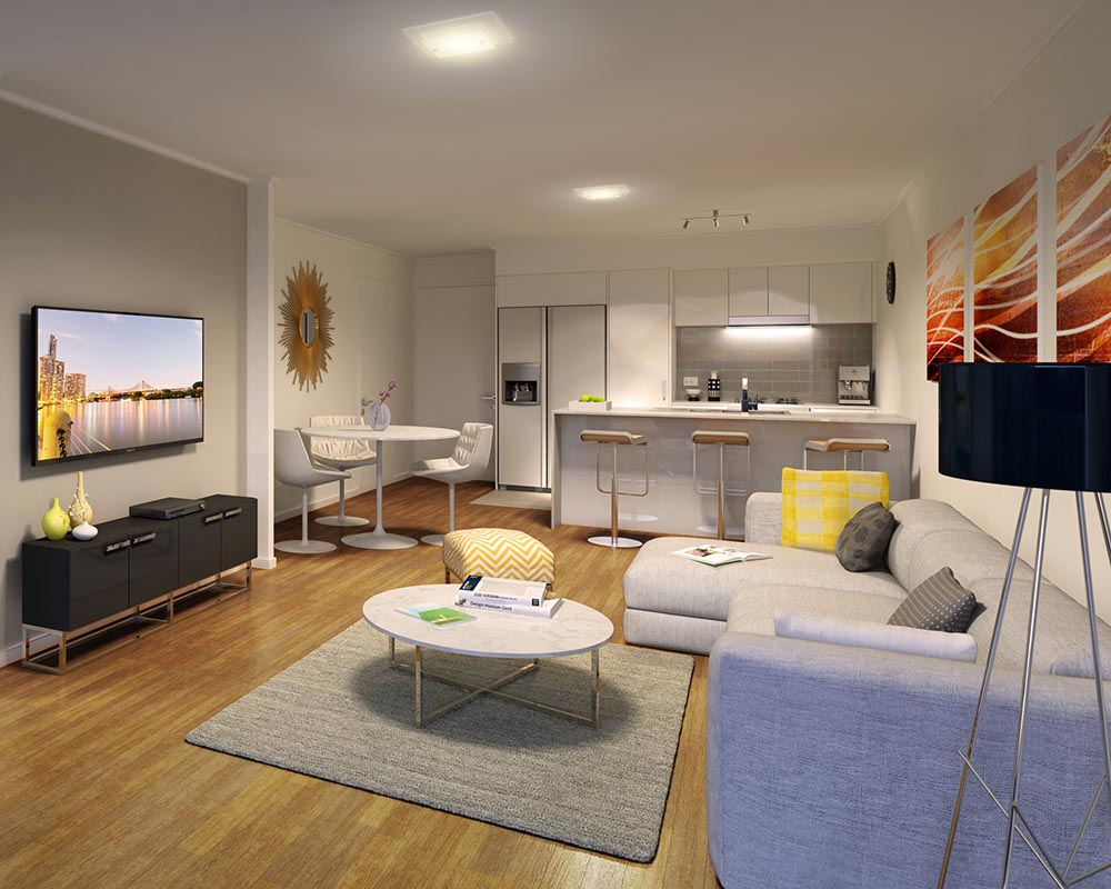 Brisbane CBD Apartments